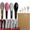 Mini Ceramic Electronic Magic Hair Straightener Comb