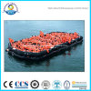 Aor-50 Man Open-Reversible Inflatable Liferaft with CE Certificate
