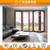 Australia Style 80 Series Double Glazing Aluminum/Aluminium/Aluminio Bi-Folding Sliding Door