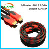 4k 2160p Colorful PVC HDMI Cable 2.0 for PS4
