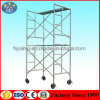 Galvanized Steel Cross Brace for Frame Scaffolding
