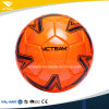 High Level Vivid Slick Genuine Leather Soccer Ball