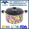Durable Pressed Aluminum Kitchen Pot with Customized Logo