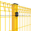 Colorful Powder Coated Galvanized Roll Top Mesh Wire Fence