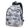 2017 New Shoulder Bag School Student Bag Simple Wild Personality Backpack