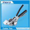 Cable Tie Tensioning Tool for Strap Ties 6.4mm-19mm