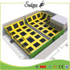 Rectangle Indoor Trampoline Park for Kids and Adult Fitness