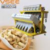 Professional Peanut Color Sorter / Peeling Peanuts Color Sorting Machine