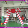 Christmas Air Inflatable Candy Outdoor Arch for Christmas Decoration