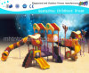 Christmas Style Amusement Park Outdoor Playground for Sale (HA-08501)
