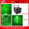 1W Green SD Card Laser Projector DJ Lighting