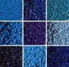 Color Blue Masterbatch, Masterbatch for Plastic Raw Material