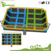 Wholesale Practical Popular Kids Indoor Trampoline Park Bed
