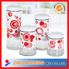 Wholesale Round Glass Storage Jar