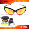 Hottest Outdoor Sports Windproof Unisex Cycling Sunglasses with Accessories