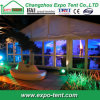 Big White Durable Wedding Event Tent with Tent Air Conditioner and Gorgeous New Design for Sale