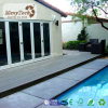 WPC DIY Deck Tiles Composite Decking Outdoor Flooring