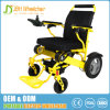 Popular Lightweight Easy Fold Electric Power Wheelchair