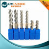 CNC Milling Machine Tools 3 Flutes Aluminium End Mill