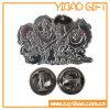 Custom Logo Soft Enamel Pin Badge for Souvenir Gifts (YB-LP-34)
