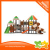 Manufacturer Plastic Outdoor Children Playground Equipment