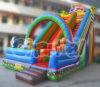 Funny Inflatable Winne Pooh Slide for Kids (CHSL410)