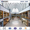 Prefab Steel Structure Shopping Center with Large Span with ISO Certification