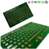 Multilayer Computer Keyboard Rigid PCB Circuit Board with Carbon Ink