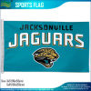 Polyester Printed Jacksonville Jaguars Official NFL Football 3′x5′ Flag