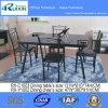 Modern Steel Glass Dining Room Sets for Sale