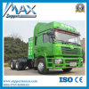 Chinese Shacman 6X4 LNG Tractor Truck with Euro VI Emission Prime Mover