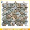High Premium New Design Pattern Water Jet Marble Mosaic Tile