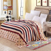 Cheap Printed Coral Fleece Sofa Couch Throw Blanket