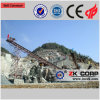 High Capacity Belt Conveyor in Lime Production