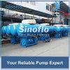 Submersible Axial/Mixed Flow Tubular Floating Pump