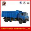 6 Wheels Dongfeng 8cbm Dump Garbage Truck