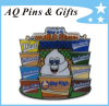 High Quality Metal Badge Pin for World Series Run (badge-161)