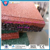 Playground Rubber Flooring Mat, Sports Wearing-Resistant Rubber Tile