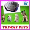 High Quaulity Comfort Denim Snuggle Dog Bed (WY1610125B)