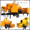 Hand Operation Electric Drive Concrete Pump Mixer Truck Cost
