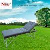 Light Weight Aluminium Massage Table Amt-003 with Adjustable Backrest