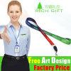 Short Strap String Designs Colorful Polyester Nylon Printing Phone Lanyard