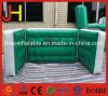 Cheap Green&White Wall Inflatable Paintball Bunkers for Sale