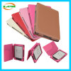 Classical Lichee Grain Leather Case for Kindle 4