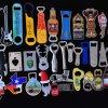 Wholesale Hot Custom Blank Metal Key Chain Bottle Openers
