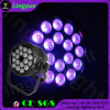 18PCS DMX Stage Light LED PAR 18 Watts Waterprof