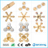 Brass Fidget Hand Spinner Torqbar Brass Finger Toy EDC Focus Gyro Gift