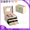 Luxury Handmade Custom Leather Packaging Jewelry Box