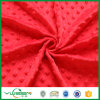 China Textile 100% Polyester Velvet Upholstery Fabric