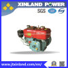 Horizontal Air Cooled 4-Stroke Diesel Engine R170b for Machinery